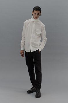 Junli Spring/Summer 2018 Menswear