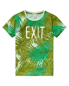 Special 'surfy' tee | T-shirt s/s | Boys Clothing at Scotch & Soda