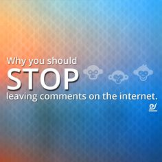 Unfortunately, not everyone grasps the concept of leaving comments. Many people view the sight of a question mark merely as a signal to talk.    #humour #blog #funny #lifestyle #comment #internet