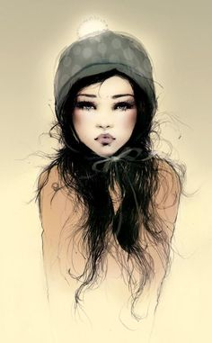 Digital Art Inspiration Series. I love the Flow in this, truly awesome!
