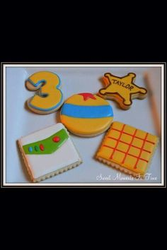 Galletas d toy story