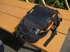 Velmi výkonný, ultralehký solární panel vhodný na cesty, kde Vás zbaví závislosti na jiných zdrojích elektřiny. Stačí jej nechat během Backpacks, Bags, Technology, Handbags, Taschen, Purse, Purses, Backpack, Bag