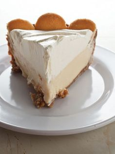Lemon Icebox Pie  | This Southern pie is named icebox because it was traditionally set in the refrigerator rather than baked. This recipe comes from Atlanta's Silver Skillet diner.