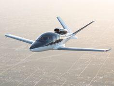 Cirrus Vison Jet SF-50 (Photo From Pinterest)