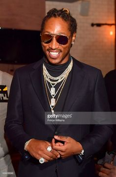 Rapper Future is spotted at the Gold Room on January 2017 in Atlanta, Georgia. Photo By Prince Williams/Wireimage) Celebrity Faces, Celebrity Crush, Future Baby, Future Husband, Future Rapper, Maybach Music, Drake Wallpapers, Loc Styles For Men, Hip Hop And R&b