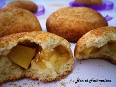 biscuits pomme/cannelle