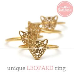 #girlsluvit.com           #ring                     #girlsluv.it #unique #LEOPARD #ring, #colors        girlsluv.it - unique LEOPARD ring, 3 colors                                   http://www.seapai.com/product.aspx?PID=534153