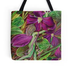 Gypsy Queen totes, prints, pillows, and more!