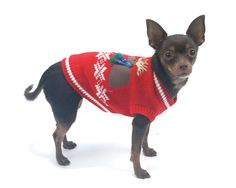 Shop where every purchase helps shelter pets! Oscar Newman Moose Lodge Sweater Vest - Red - from $33.95