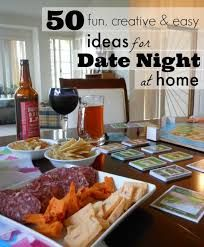 Image result for date night at home