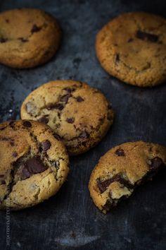 KEKSEEE! Mein liebstes Rezept für klassische Chocolate Chips Cookies