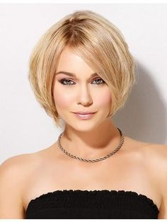 Beauty Short Bob Cut Ladies Wig