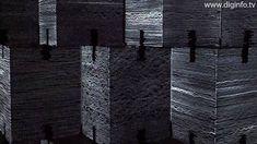 Translucent Concrete by Kengo Kuma#installation#material