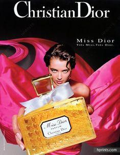 1993 Miss Dior Ad