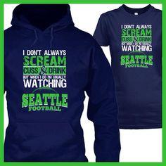 Seattle Seahawks Football Hoodie