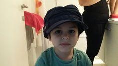 My youngest son Amro in Belgium
