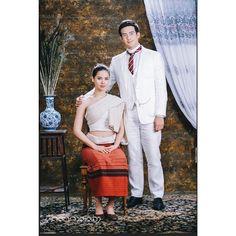 หรือทุกนาทีคือ....ปัจจุบัน #กลิ่นกาสะลอง #ตอนแรก #10มิย #ช่อง3 #ช่อง33 Traditional Thai Clothing, Traditional Dresses, Thai Dress, Thai Style, Friend Photos, Sequin Skirt, Asian, Culture, Poses