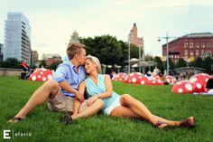 New York City Engagement Photos | Kate & Kyle