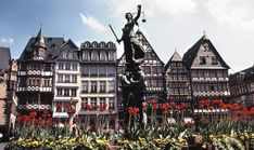 THE financial hub of Europe is a city of gleaming spires and skyscrapers …