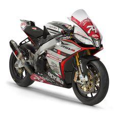 Kevin Calia - Aprilia RSV4 - Aprilia Racing Nuova M2
