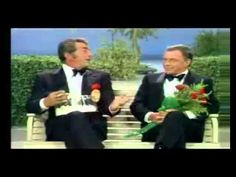 Frank Sinatra and Dean Martin in the blind date. I am so glas this video is on youtube