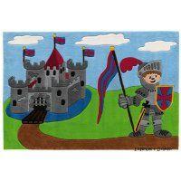 Vloerkleed ridder - Arte Espina