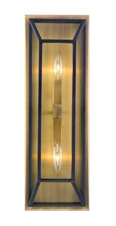 SCONCE FULTON : MWRD | Legend Lighting Inc.