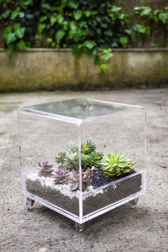Acrylic and transparent Coffee table #designtrasparente #design