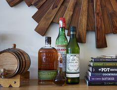 HOW TO BARREL AGE A COCKTAIL: THE BARREL-AGED BROOKLYN COCKTAIL