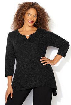 Plus size fashion clothing including tops 992b652e5