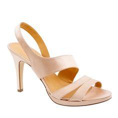 J.Crew Georgine platform heels. originally $235 now $69.99