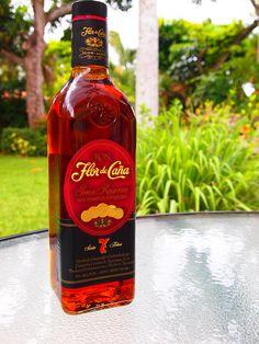 Flor de Cana  Le rhum le plus récompensé au monde!!!! Partez au Nicaragua!