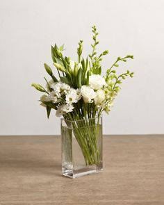 Easy White Flowers Two Ways
