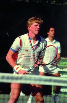 Boris Becker, #tennis, 1980's