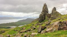 Scotland Itinerary - old man of storr