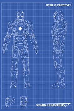 Iron Man Blueprints by on DeviantArt Iron Man Wallpaper, Marvel Wallpaper, Hd Wallpaper, Armor Concept, Concept Art, Iron Man Drawing, Iron Man Art, Iron Man Movie, Character Model Sheet