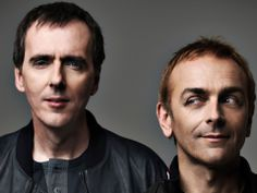 Underworld : UK electronic music act formed by Rick Smith and Karl Hyde in Trip Hop, Trance, Edm, New Music, Good Music, Art Of Noise, Techno Music, New Gods, Music
