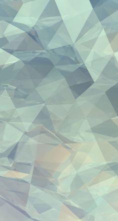 Mint Geometric Iphone Wallpaper