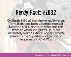 Nerdy facts! This is why they're shipped?