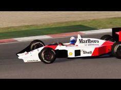 Asseto Corsa History of Formula 1