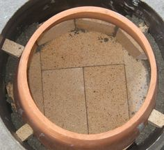 How to Make a Simple and Rugged Tandoori Oven     Required Items You will need the following items to make the oven as powerful as possible.  There is some room for variation that you can...