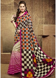 Latest Fashion Blog - Ewows - Indian Fashion and Types of Printed Sarees