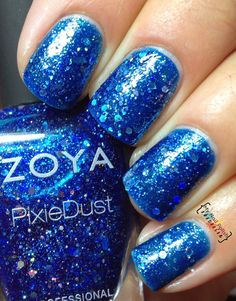 Zoya | PixieDust | Nori