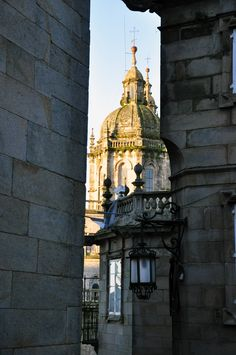 Santiago #galicia #spain #travel