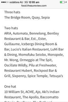 Monopole, Dining Room Bar, Momofuku, Restaurant Bar, Sydney
