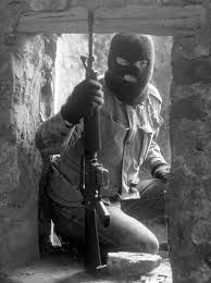 irish republican army photo