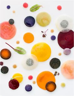 artful food photographs by Richard Haughton