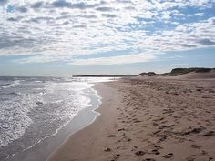 Cavendish Beach is miles and miles of wonderful sand backed with red dunes and no buildings - Photo From Flickr.com/Photos/RJproduct
