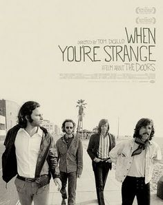 The Doors When You're Strange DVD