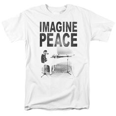 John Lennon Shirt | IMAGINE T Shirt